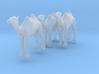 3 Kamele - 1:160 (N scale) 3d printed