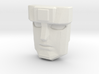 Skyfire/Jetfire Leader Face (Titans Return) 3d printed