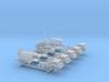 1/285 Scale Patriot Missile Sysytem 3d printed