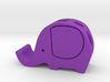 Elephant Cell Phone Stand and Pencil Holder 3d printed