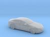 1/220 2012-16 Tesla Model S 3d printed