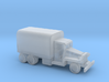 1/245 Scale CCKW Truck Cover 3d printed