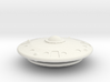 Christmas Orn Saucer kit 1.75 inch diameter. 3d printed