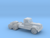 1/87 Scale Diamond T Tractor 3d printed