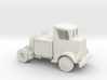 1/87 Scale Autocar Tractor 2 3d printed