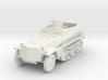 PV157E Sdkfz 250/1 SPW (1/30) 3d printed
