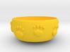 Cat food bowl A 3d printed