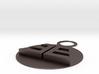 Evolve Keychain 3d printed