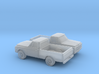 1/160 2X 1967-69 Chevy C-Series Short Bed 3d printed