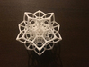 Christmas tree decoration ornament - 120cell_A1_r5 3d printed