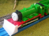Tomy / Trackmaster Snowplough Type 4 Size 2 3d printed Test print