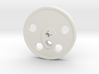XXL Disc Driver - Blind, Large Counterweight 3d printed