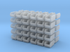 1/64 60 bolt bins 3d printed