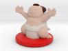 japan sumo 3d printed