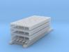 3 high 8ft PR mesh Extension 3d printed