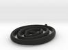 Saturn Rings Pandant 3d printed