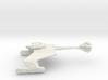 3125 Scale Klingon D6K Refitted Heavy Cruiser WEM 3d printed
