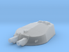 1/350 HMS Tiger Replacement A Turret x1 3d printed 1/350 HMS Tiger Replacement A Turret x1