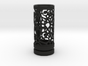 Filigree Gift roll small with Mosaic-3 (6 cm) 3d printed