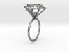Crazy diamond 58 3d printed