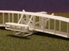 1903 Wright Flyer (various scales) 3d printed 1:144 1903 Wright Flyer print