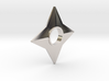 Shuriken [pendant] 3d printed