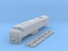 TT Scale ALCo DL500 locomotive 3d printed