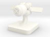 Mini Space Program, Cargo Spacecraft 3d printed