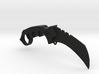 Karambit Toy knife  3d printed