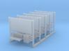 AFA JCDecaux Railboards 5 pcs 3d printed