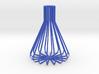 Hollow Erlenmeyer Flask Vase 3d printed