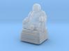 Budai Topre Keycap 3d printed