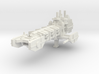 crucero ligero clase vanguardia 3d printed