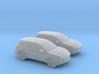 1/220 Porsche Cayenne 3d printed