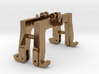 (2) GREEN 3 POINT CAT 3N/3  QUICK HITCH - BR  3d printed