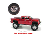 AF Caliber Dually Style Hot Wheels Truck Rims  3d printed Use with these tires.