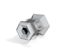 Personalised Hwa Bun Hexagonal Pot 3d printed