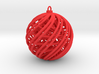 Christmas Ornament A 3d printed