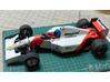 Policar chassis for Mclaren F1 92' 3d printed
