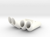 1:10 Drift Exhaust - Bosozuku Twin set 3d printed