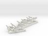 1/24 USN PT Boat Cradle 3d printed