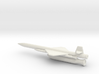 1/200 Scale X-7 Missile 3d printed
