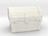 Treasure Chest Environment Miniature 3d printed