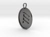 Epsilon Medallion 3d printed