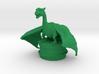 Fantasy Dragon Bottlestopper 3d printed