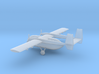 1/200 Scale IAI Arava Airplane 3d printed