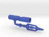 Soundwave Cannon and Missile-Sword, 5mm 3d printed