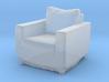 Printle Thing Armchair 02 - 1/43 3d printed