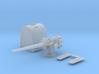 """1/72 Queen Elizabeth Class 6"""" BL Mark XII Deck Gun 3d printed 1/72 Queen Elizabeth Class 6"""" BL Mark XII Deck Gun"""