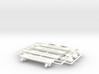 Lancia Delta rep. set VAR3 Instrument frame 3d printed